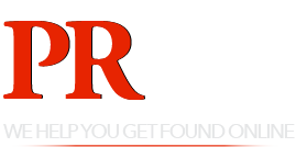 PR Search Engine logo tagline
